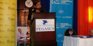 Managing Director, Karin Wilson Edmonds Speaks at Business Expo