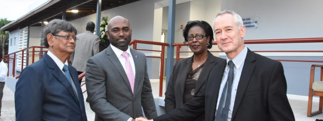 Net Zero Energy Building Opens at UWI